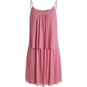 Esprit Douce robe en mesh, à paillettes