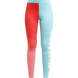 Nike Sportswear Leggins daring red/light aqua/black
