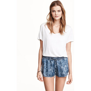 H&M Jeansshorts aus Loycell