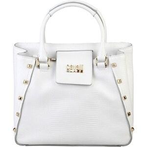 Cavalli Class Olivia - Lederhandtasche - weiß
