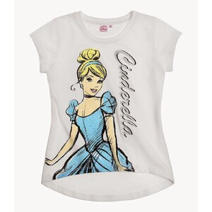 Princesses T-shirt - blanc