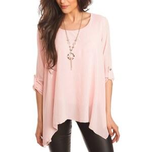 Les Filles de Paris Lys - Top - rosa