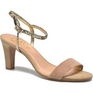 Initiale Paris - Cerise - Sandalen für Damen / beige