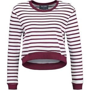 The Fifth Label BUILDING BLOCKS Sweatshirt white/burgundy