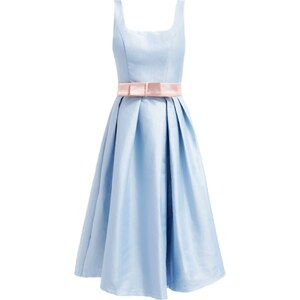 Chi Chi London MAYA Cocktailkleid / festliches Kleid pale blue