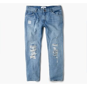 Mango Jean slim cropped Nancy