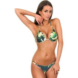 Lua Morena Maillots de bain femme Maillot De Bain Triangle Vert Et Bas Brésilien - Golden Eagle Verde