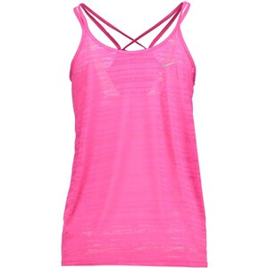 Nike Performance COOL BREEZE Top vivid pink/reflective silver