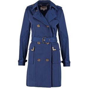 MICHAEL Michael Kors BEVERLY Trenchcoat prussian blue