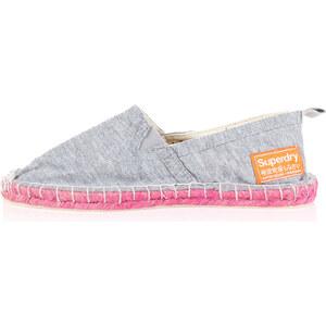 Superdry Bicolor espadrillas shoes Frühling/Sommer