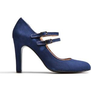 SARENZA - Flore Thirties #8 - Pumps für Damen / blau