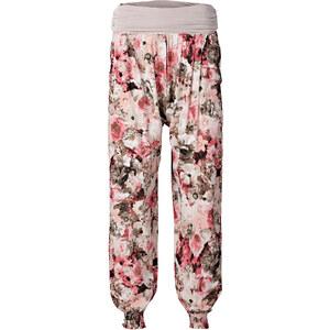 RAINBOW Hose, bedruckt in rosa für Damen von bonprix