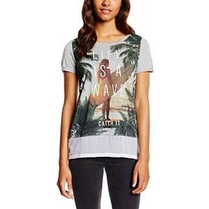 ONLY Damen T-Shirt 15104862, mit Print