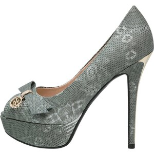 Guess RIA Plateaupumps grey