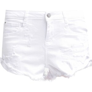 LTB AMELIE Jeans Shorts white