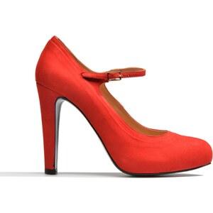 SARENZA - Flore Thirties #13 - Pumps für Damen / rot