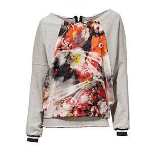 Mandarin Sweatshirt