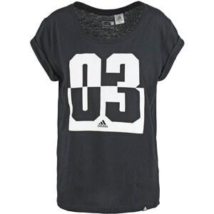 adidas Performance TShirt print black