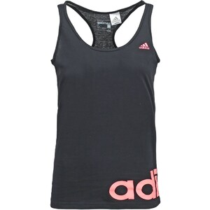 adidas Performance Top black/flash red