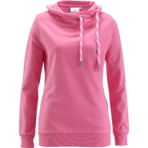 bpc bonprix collection Sweatshirt langarm in pink für Damen von bonprix