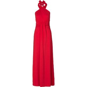 BODYFLIRT boutique Robe drapée rouge femme - bonprix