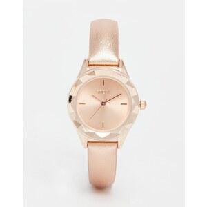 Breda - Cocktail - Armbanduhr mit Lünette - Kupfer