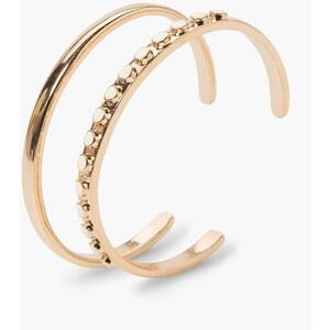 Mango Set bracelets métalliques