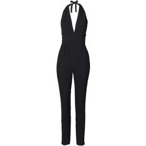 BODYFLIRT Combipantalon noir femme - bonprix