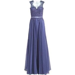 Luxuar Fashion Ballkleid graublau