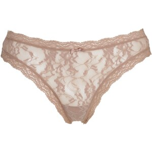 DKNY Intimates SIGNATURE String brownie