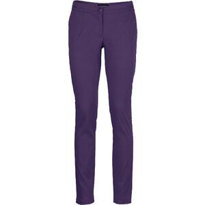 BODYFLIRT Pantalon violet Près du corps femme - bonprix