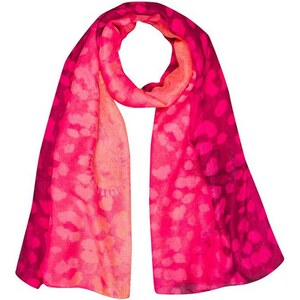 Desigual Foulard Foulard Rectangle Helena Carmin -