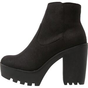 New Look CLUB High Heel Stiefelette black