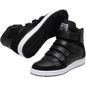 Puma Sky 3 Velcro - Hohe Sneakers - schwarz