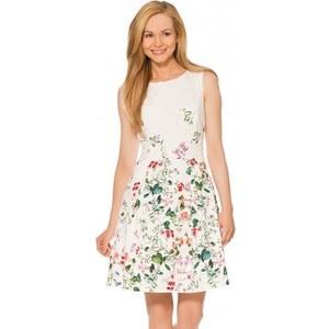 ORSAY Kleid mit Blumen-Print