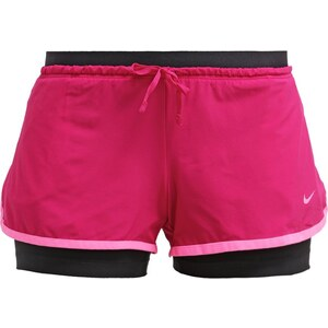 Nike Performance FULL FLEX 2IN1 kurze Sporthose sport fuchsia/black/pink pow