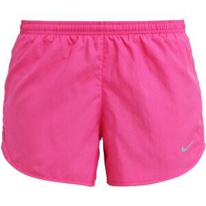 Nike Performance MODERN EMBOSSED TEMPO kurze Sporthose vivid pink/reflective silver