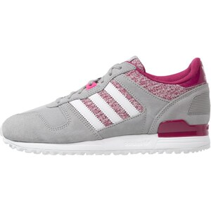 adidas Originals ZX 700 Sneaker low solid grey/white/berry