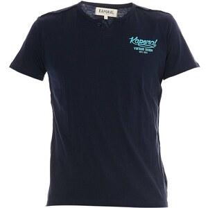 Kaporal ZORGAE - T-shirt - bleu marine