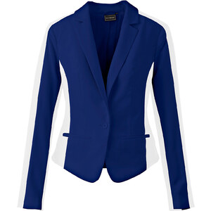 BODYFLIRT boutique Blazer bleu manches longues femme - bonprix