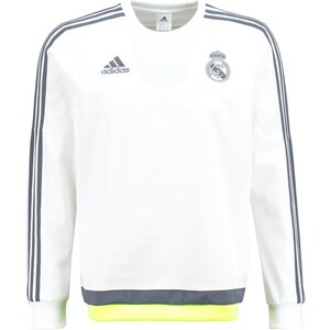 adidas Performance REAL MADRID Article de supporter white/deep space/solar yellow