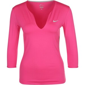 Nike Performance PURE Langarmshirt vivid pink