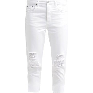 Topshop HAYDEN Jeans Relaxed Fit white