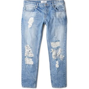 MANGO Relaxed 7/8-Jeans