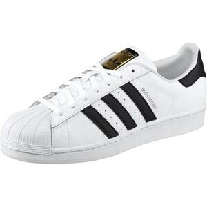 Sneaker Superstar adidas Originals schwarz-weiß 37,38,39,40,41,42,43,44,45,46