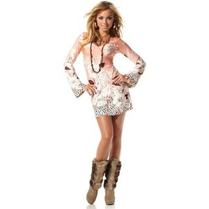 Melrose Shirtkleid