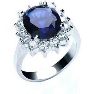 Buckley London Ring, »Royal Blue Collection«