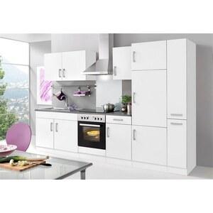 HELD MÖBEL Küchenzeile »Toronto«, mit E-Geräte, Breite 300 cm
