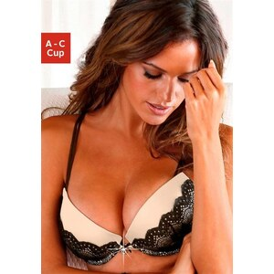 JETTE Push-up-BH natur 70,75,80