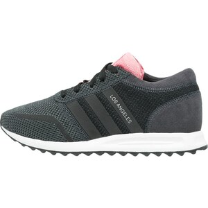 adidas Originals LOS ANGELES Sneaker low core black/super pop
